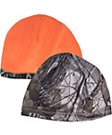 QuietWear Men's Reversible Beanie and Neck-Up Combo
