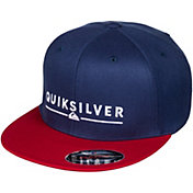 Quiksilver Men's Beeliner FlexFit Hat