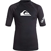 Quiksilver Boys' All Time Rash Guard