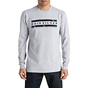 Quiksilver Men's In Da Box Long Sleeve Shirt