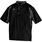 Rawlings Men's Short Sleeve Batting Cage Jacket