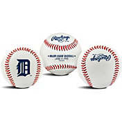 Rawlings Detroit Tigers Logo Baseball