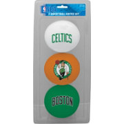 Rawlings Boston Celtics Softee Basketball Three-Ball Set