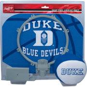 Rawlings Duke Blue Devils Slam Dunk Basketball Softee Hoop Set