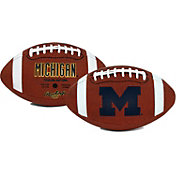 Rawlings Michigan Wolverines Game Time Full-Size Football