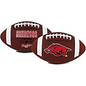 Rawlings Arkansas Razorbacks Full-Sized Game Time Football