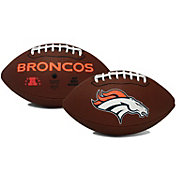 Rawlings Denver Broncos Game Time Full-Size Football