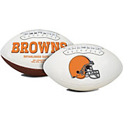 Rawlings Cleveland Browns Signature Series Full-Size Football