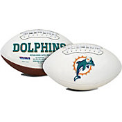 Rawlings Miami Dolphins Signature Series Full Size Football