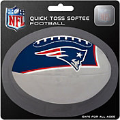 Rawlings New England Patriots Quick Toss Softee Football