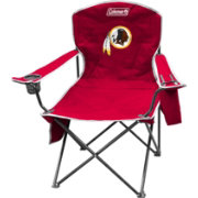 Coleman Washington Redskins Quad Chair with Cooler