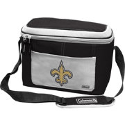 Rawlings New Orleans Saints 12-Can Soft-Sided Lunch Box Cooler