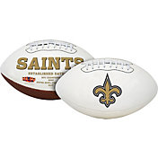 Rawlings New Orleans Saints Signature Series Full-Size Football