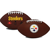 Rawlings Pittsburgh Steelers Game Time Full-Size Football