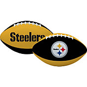 Rawlings Pittsburgh Steelers Hail Mary Mini Rubber Football