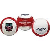 Rawlings Boston Red Sox David Ortiz Final Season Red and White Baseball