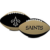 Rawlings New Orleans Saints Hail Mary Youth-Sized Rubber Football