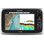 Raymarine e97 Hybrid Touch GPS Multifunction Display with Coastal Charts