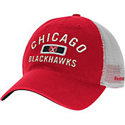 Reebok Men's Chicago Blackhawks Soft Mesh Red Slouch Adjustable Snapback Hat