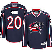 Reebok Men's Columbus Blue Jackets Brandon Saad#20 Premier Replica Home  Jersey