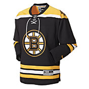 Reebok Men's Boston Bruins Custom Premier Replica Home Jersey