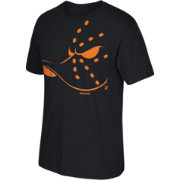 Reebok Men's Anaheim Ducks Mask Black T-Shirt