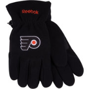 Reebok Men's 2017 NHL Stadium Series Philadelphia Flyers Fleece Gloves