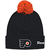Reebok Men's 2017 NHL Stadium Series Philadelphia Flyers Goalie Knit Hat