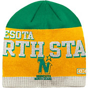 CCM Men's Minnesota North Stars Wordmark Knit Beanie