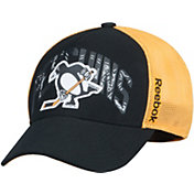 Reebok Men's 2017 NHL Stadium Series Pittsburgh Penguins Coach Structured Flex Hat