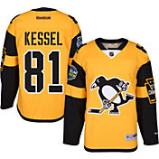 Reebok Men's 2017 NHL Stadium Series  Pittsburgh Penguins Phil Kessel #81 Premier Replica Jersey