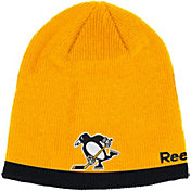 Reebok Men's 2017 NHL Stadium Series Pittsburgh Penguins Player Beanie