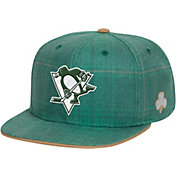 Reebok Men's Pittsburgh Penguins St. Patrick's Day Snapback Hat