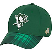 Reebok Men's Pittsburgh Penguins St. Patrick's Day Flex Hat