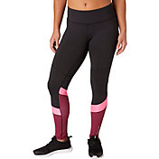 Reebok Women's Colorblock Performance Novelty Tights