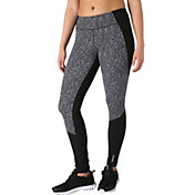 Reebok Women's Corkboard Fitness Essentials Leggings