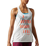 Reebok Women's CrossFit A Better Beautiful Graphic Tank Top