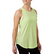 Reebok Women's Workout Graphic High Neck Tank Top