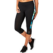 Reebok Women's Pieced Printed Performance Capris