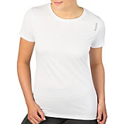 Reebok Women's Plus Size Crewneck Vector T-Shirt