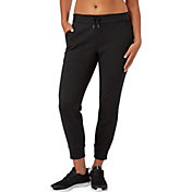 Reebok Women's Solid Cotton Joggers