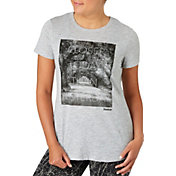 Reebok Women's Closer Today Graphic Crewneck T-Shirt