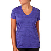 Reebok Women's Honeycomb Melange Vector T-Shirt