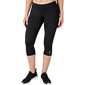 Reebok Women's Warm Weather Compression Capris