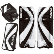 Reebok Fleury 3 Piece Junior Street Hockey Goalie Kit - 24
