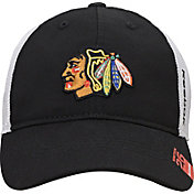 Reebok Youth Chicago Blackhawks Center Ice Locker Room Slouch Flex Hat