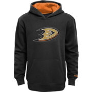 Reebok Youth Anaheim Ducks Black Prime Pullover Hoodie