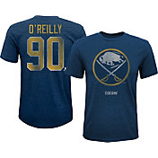CCM Youth Buffalo Sabres Ryan O'Reilly #90 Vintage Replica Home Player T-Shirt