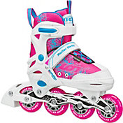 Roller Derby Girls' ION 7.2 Adjustable Inline Skates
