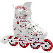 Roller Derby Girls' Tracer Adjustable Inline Skates
